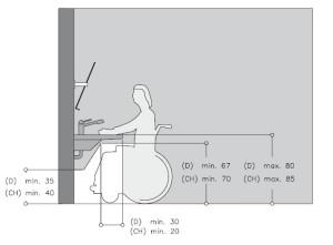 Informacje Projektowe łazienka Bez Barier Dla Niepełnosprawnych