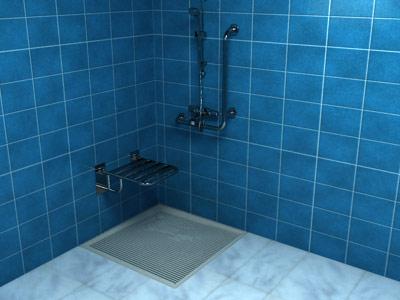 prysznic dlaniepełnosprawnych