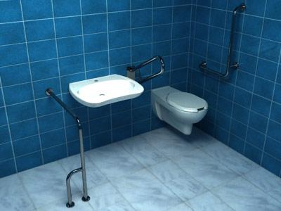 Poręcze I Uchwyty Do łazienek Dla Niepełnosprawnych Makoinstal